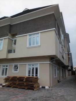 Newly  Built  Serviced 3 Bedroom, By Elf Bus Stop, Lekki Phase 1, Lekki, Lagos, Flat for Rent