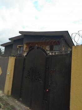 4 No of 3 Bedroom Flat, Giwa Ishaga Extention, Iju-ishaga, Agege, Lagos, Block of Flats for Sale