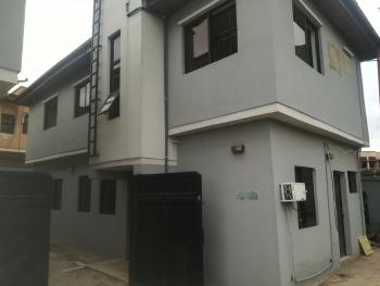 a 7 Bedroom Duplex Office Space with 4 Toilets and Bathrooms, Lateef Jakande Road, Agidingbi, Ikeja, Lagos, Office Space for Rent