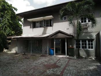 Prime Property Comprising Wing of Duplex with Bq, Victoria Island (vi), Lagos, Detached Duplex for Sale