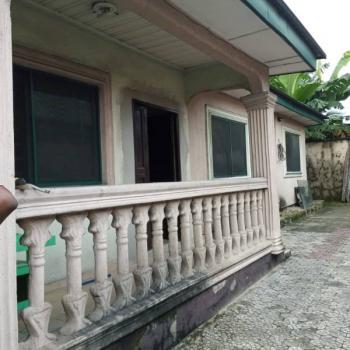 Decent Semi Detached 3 Bedroom Bungalow, Woji, Port Harcourt, Rivers, Mini Flat for Rent