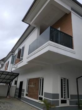 Newly Built 5 Bedroom Fully Detached Duplex House with Bq, Agungi, Lekki, Lagos, Detached Duplex for Sale
