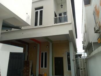 4 Bedroom Semi Detached Duplex with a Room Bq, Chevron Drive, Lekki, Lagos, Restaurant / Bar for Rent
