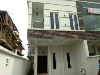 4 Bedroom Semi Detached Duplex with a Room Bq, Chevron Drive, Lekki, Lagos, Office Space for Rent