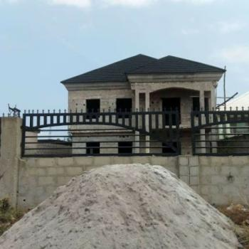 an Uncompleted 4 Bedroom Detached Duplex with 2 Units of 2 Bedroom Flat, Ikorodu, Lagos, Detached Duplex for Sale