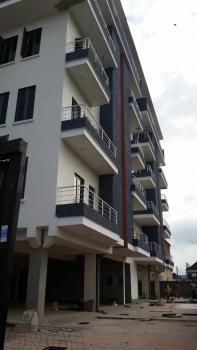 Three Bedroom Pent House on The 4th Floor with Elevator at Oral Estate., Oral Estate, Lekki Expressway, Lekki, Lagos, Flat for Rent