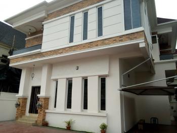 Brand New 5 Bedroom Semi Detached Duplex with a Room, Chevron Drive, Lekki, Lagos, Semi-detached Duplex for Rent