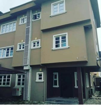 Partly Furnished  5 Bedrooms Duplex + 1 Bedrooms Bq Wt Fully Fitted Kitchen + a/cs, Off Admiralty Way, Lekki Phase 1, Lekki, Lagos, Detached Duplex for Rent