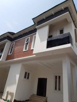 Luxury 4 Bedroom Terrace Duplex, Chevron, Lekki, Lagos, Terraced Duplex for Sale
