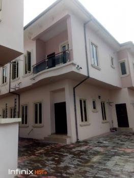 Beautiful 4 Bedroom Fully Detached Duplex with Bq, Idado, Lekki, Lagos, Detached Duplex for Rent