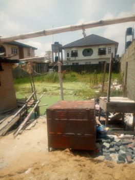 660sqm Fenced Land on Tile Road, Off Ajose Close, Ilasan, Lekki, Lagos, Mixed-use Land for Sale