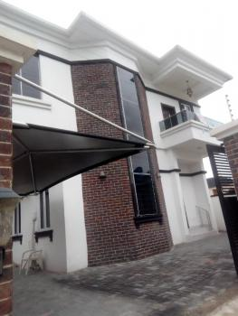 Lovely Fully Detached 4 Bedroom Duplex with, Osapa, Lekki, Lagos, Detached Duplex for Rent