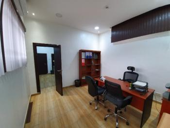 Serviced Partitioned Large Private Office, Victoria Island Extension, Victoria Island (vi), Lagos, Office Space for Rent