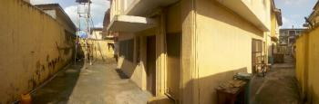 Spacious 3 Bedroom Duplex 2 in a Compound, Off Onike-iwaya Road, Onike, Yaba, Lagos, Semi-detached Duplex for Rent