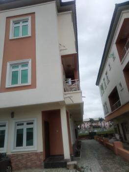 Lovely 4 Bedroom Semi Detached Duplex, Chevy View Estate, Lekki, Lagos, Semi-detached Duplex for Rent