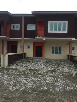 Tastfully Finished 3 Bedroom Terrace Duplex with Bq, Paradise 1 Estate, Eliozu, Port Harcourt, Rivers, Terraced Duplex for Rent