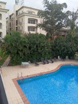 3 Bedroom Luxury and Serviced Waterfront Apartment with a Room Bq,fitted Kitchen,etc., Banana Island Road, Mojisola Onikoyi Estate, Ikoyi, Lagos, Flat for Rent