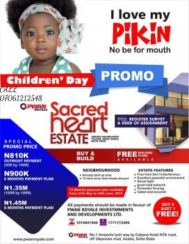 Sacred Heart Estate Land, Asaba, Delta, Land for Sale