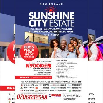 Sunshine City Estate Land, Asaba, Delta, Land for Sale