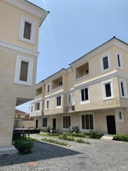 Luxury 5 Bedroom Serviced Terraced House, Lekki Phase 1, Lekki, Lagos, Terraced Duplex for Sale