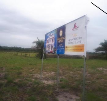 Best Affordable Land, Imedu, After La Campaign Tropicana, Ibeju Lekki, Lagos, Residential Land for Sale