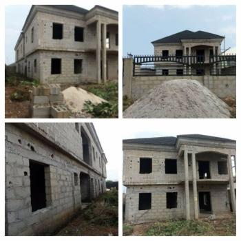 Direct Uncompleted Ensuite 4 Bedroom Duplex with Ensiute 2 Nos 2 Bedroom Flats, 28b, Idris Babatunde Street, Igbelara Igbe Alagemo., Igbogbo, Ikorodu, Lagos, Detached Duplex for Sale