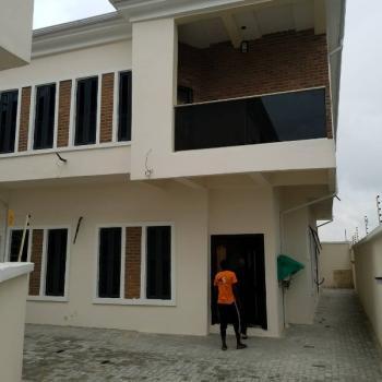 Lovely 4 Bedroom Duplex with Bq, Off Freedom Way, Ikate Elegushi, Lekki, Lagos, Semi-detached Duplex for Sale