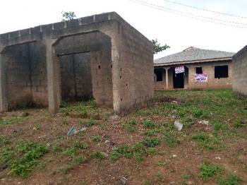 2 Blocks of 2 Bedroom Flat, Sanni Adegbayo Street, Petesi Bustop, Matogun-okearo Road, Olambe, Ifo, Ogun, Block of Flats for Sale