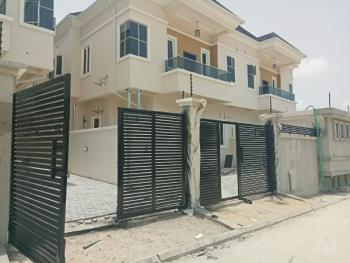 Luxury Finished 4 Bedroom Semi Detached Duplex with Bq, Eli Court, Chevron Alternative Road, Lekki., Chevy View Estate, Lekki, Lagos, Semi-detached Duplex for Sale