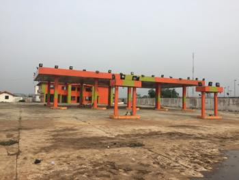 Filling Station with 16 Pumps on a 2 Acres and 1 Plot, Along Lagos Ibadan Express Way, Asese, Ibafo, Ogun, Filling Station for Sale