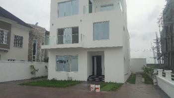 New Duplex with Penthouse, Pinnock Estate, Osapa, Lekki, Lagos, Detached Duplex for Rent