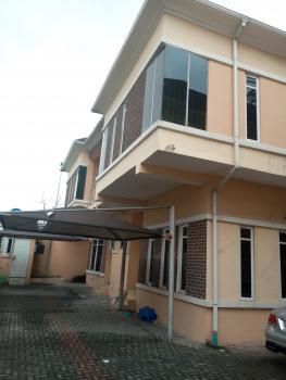 Lovely 4 Bedroom Twin Duplex, Chevy View Estate, Lekki, Lagos, Terraced Duplex for Rent