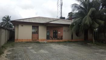 Luxury 4 Bedroom Bungalow on 2 Plots, Off Alcon Road, Woji, Port Harcourt, Rivers, Detached Bungalow for Sale