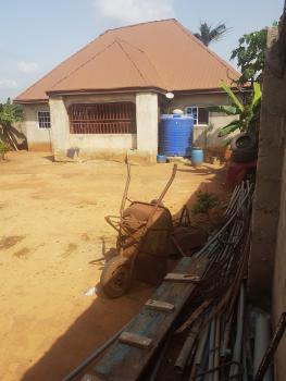4 Bedrooms and Parlour Bungalow, 20 Amos Road, Nkwelle Ezunaka, Oyi, Anambra, Terraced Bungalow for Sale