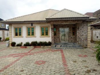 Beautiful Furnished Classy 4 Bedroom Bungalow, Ajinde Road 2, Ire Akari Estate Axis, Off Akala Expess, Oluyole, Ibadan, Oyo, Detached Bungalow for Sale