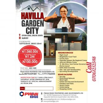 Havilla Garden, Warri, Delta, Land for Sale