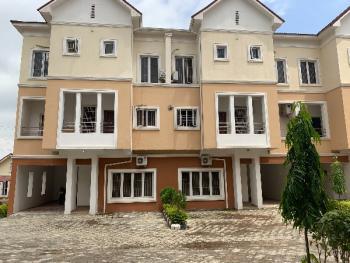 Sleek 4 Bedroom Terraced House, Katampe Extension, Katampe, Abuja, Terraced Duplex for Sale