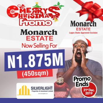 Luxury Monarch Estate with a Government Approved Excision, Eleko, Ibeju Lekki, Lagos, Residential Land for Sale
