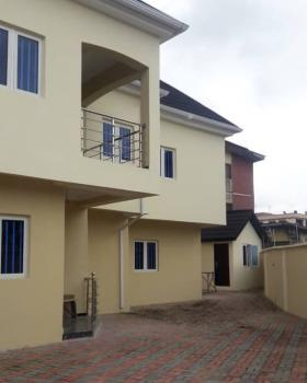 4 Bedroom Detached Duplex, Adekunle Kuye Street, Adelabu, Surulere, Lagos, Detached Duplex for Sale