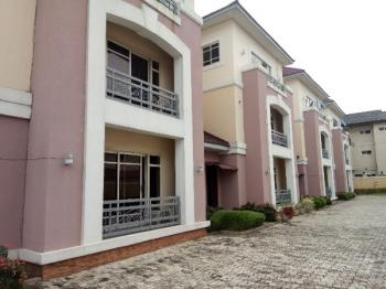 4 Bedroom Terraced Duplex with Swimming Pool, Water Treatment and One Room Bq in a Serene Neighborhood, Off Palace Road Oniru, Victoria Island Extension, Victoria Island (vi), Lagos, House for Rent
