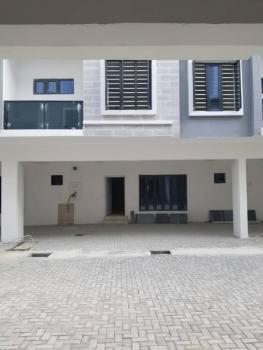 Exquisitely Finished 3 Bedroom Terrace Duplex, Orchids Hotel Road, Lafiaji, Lekki, Lagos, Terraced Duplex for Sale