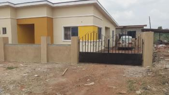 2 Bedroom Bungalow  with Cofo, Back Road, Beside Segun Odegbami Football Club, Directly Opp. St Paul  Anglican Orilemo., Obafemi Owode, Ogun, House for Sale
