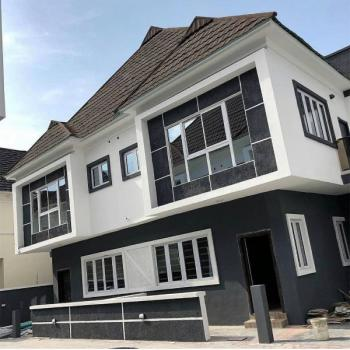 Brand New 4bedroom Semi Detached Duplex + Bq with Building Plan Approval in a Secured Estate, Off Igbo- Efon R/about, Idado, Lekki, Lagos, Semi-detached Duplex for Sale