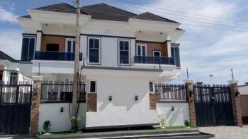 Luxury 4 Bedroom Duplex with a Bq in a Gated Estate, Oral Estate, Lekki Phase 2, Lekki, Lagos, Semi-detached Duplex for Sale