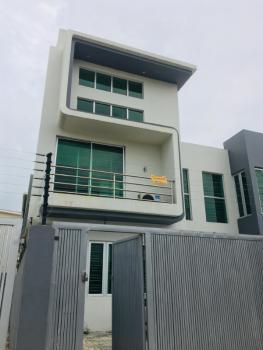 Contemporary 4 Bedroom Semi Detached Duplex with Bq, Ikate Elegushi, Lekki, Lagos, Semi-detached Duplex for Rent