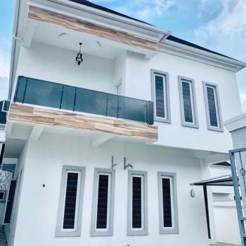 Super Functional 4 Bedroom Detached Duplex with Bq, Orchid Hotel Road, Chevy View Estate, Lekki, Lagos, Detached Duplex for Rent