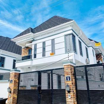 Distressed Finished 5 Bedroom Duplex with Bq, Lekki 2nd Toll, Vgc, Lekki, Lagos, Detached Duplex for Sale