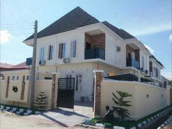 Luxury 4 Bedroom Semi Detached Duplex with a Room Bq, Idado, Lekki, Lagos, Semi-detached Duplex for Sale