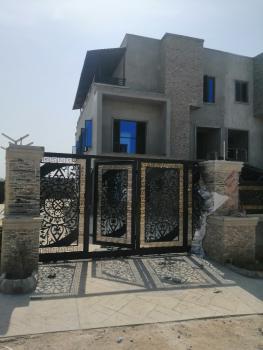 Hot: 5 Bedroom Semi Detached Duplex with a Penthouse, Beside Citec Estate, Along Nizamiye Turkish Hospital, Idu Industrial, Abuja, Semi-detached Duplex for Sale