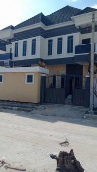 Newly Built 4-bedroom Semi-detached Duplex with a Maids Room, Orchid Road, Lafiaji, Lekki, Lagos, Semi-detached Duplex for Rent